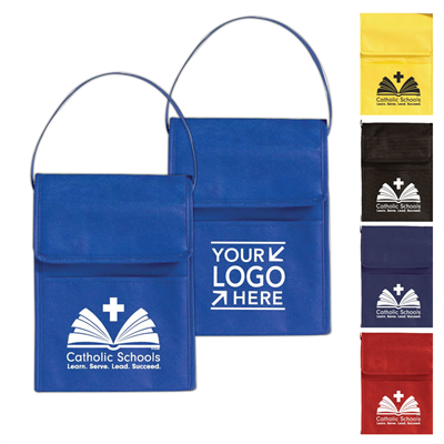 Lunch Sack Non- Woven Cooler w/ CSW or YSL
