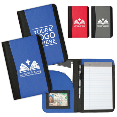 Junior Padfolio w/ CSW or Your School Logo
